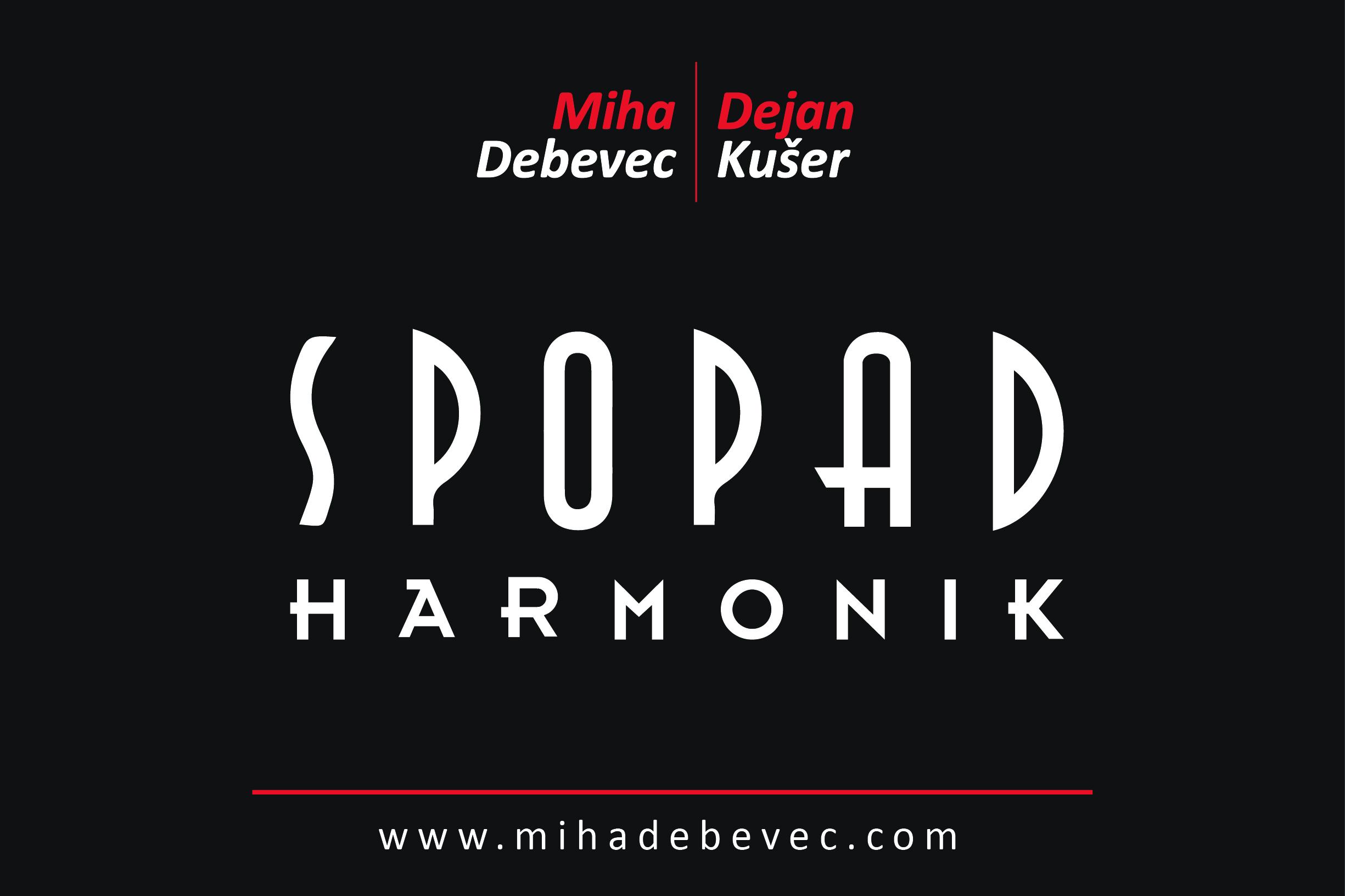 Spopad-harmonik
